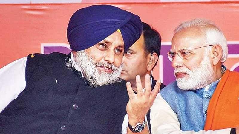 "SAD threatens to ""break alliance"" with BJP over govt's  interference in Patna Sahib, Hazoor Sahib"