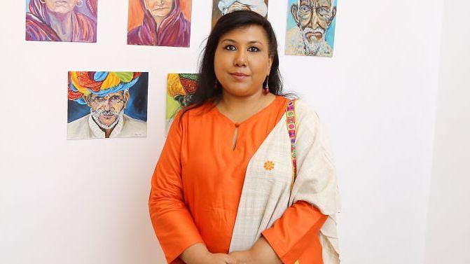 Shampa Sircar Das' art show Antardhwani is a gateway to a wonderland