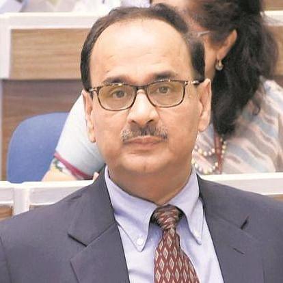 Former CBI Director Alok Verma (PTI photo)
