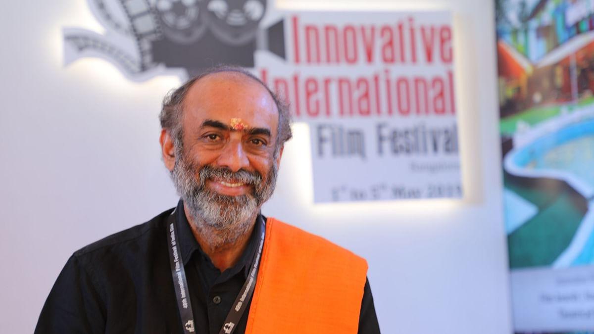 Telugu film producer Daggubati Suresh Babu: 'In big films, stars have become producers'