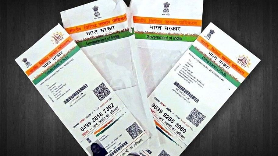 Govt tables bill in LS to allow voluntary use of Aadhaar for SIMs, bank a/c