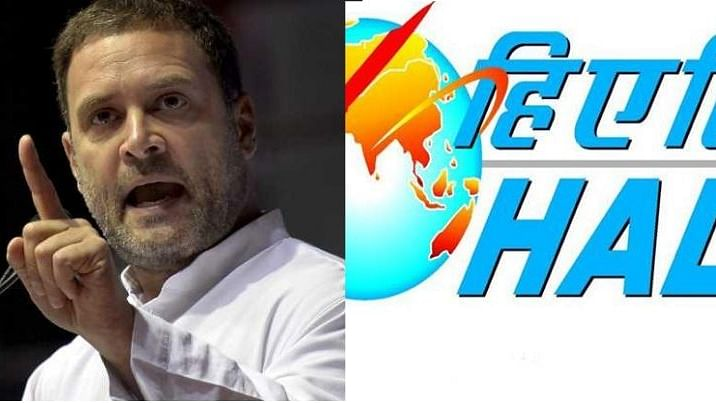 Rahul Gandhi: HAL cash crunch will force engineers & scientists to move to AA's venture