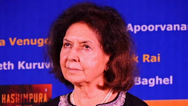 Writers cannot afford to be silent or succumb to bullies, says Nayantara Sahgal