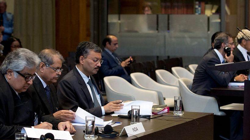 Kulbhushan Jadhav case: India objects to Pakistan's use of abusive language at ICJ