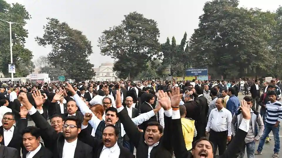 Now lawyers will hold protest march demanding budgetary allocations for welfare of advocates