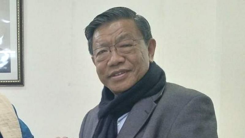 Sikkim MP PD Rai submits long pending demands to PM during NDA meetings
