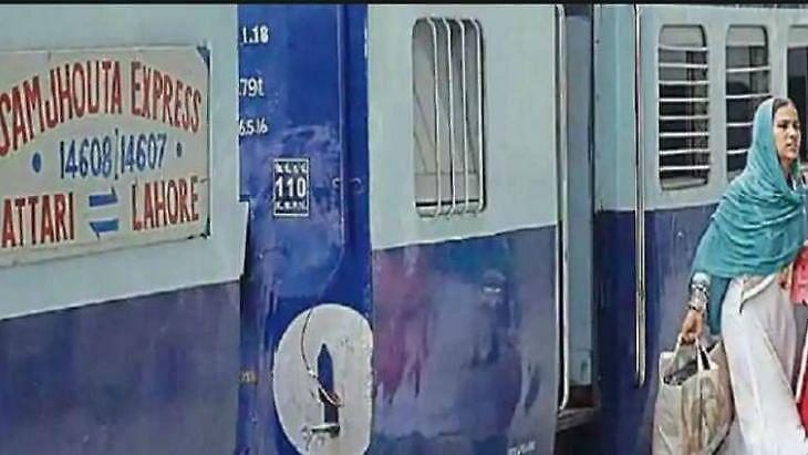 Pakistan rejects request to resume Samjhauta, Thar trains
