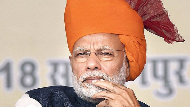 Modi has no choice but to lean on Mandir politics to win forthcoming elections