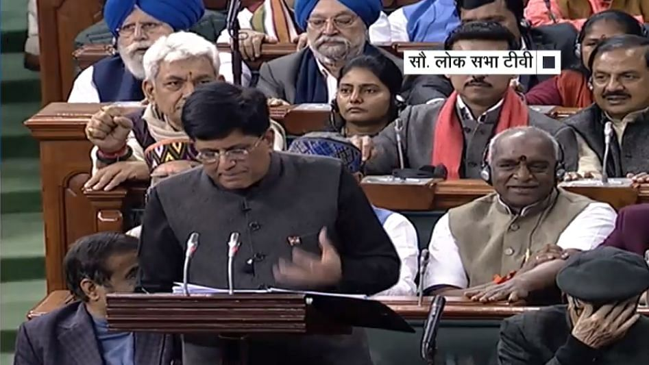 Be very afraid after Goyal's 'don't worry, be happy' speech