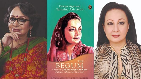 Search for Ra'ana Liaquat Ali Khan brings Indian-Pakistani authors together