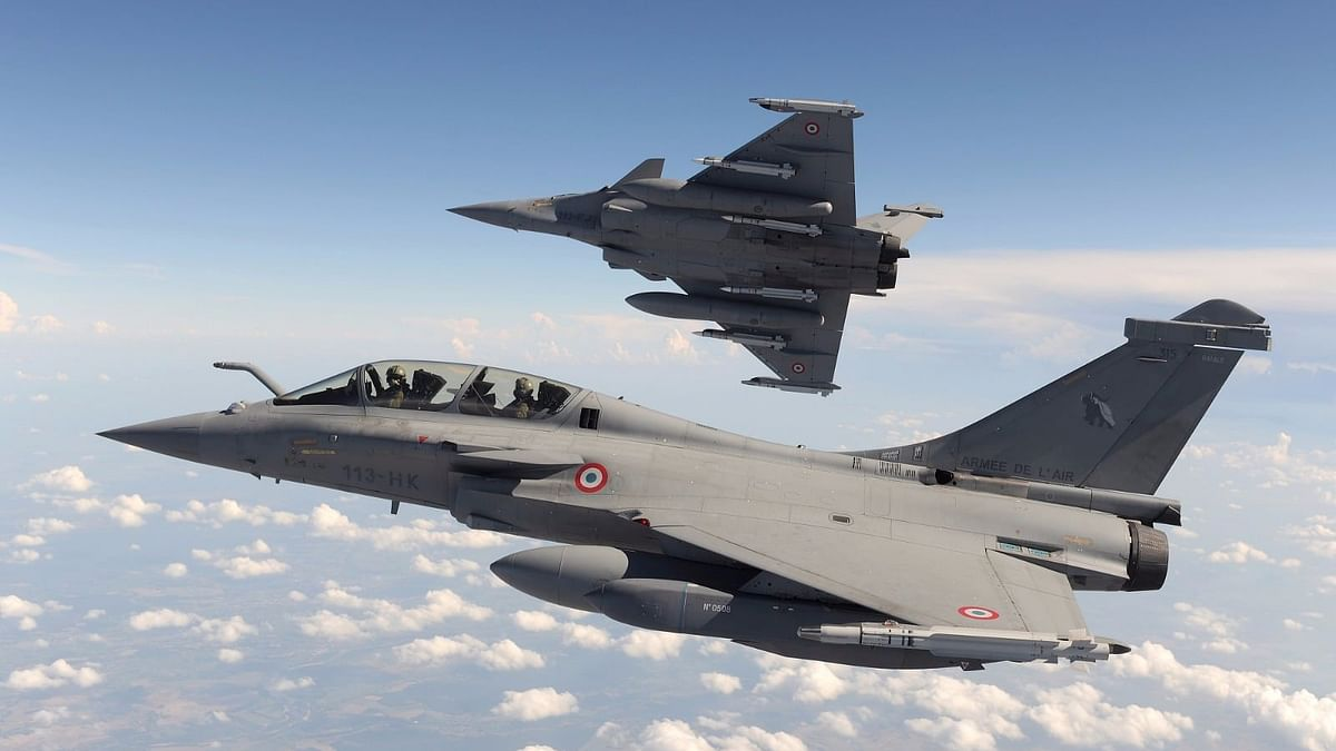 French portal reveals why India accepted a high price for Rafale fighter jets