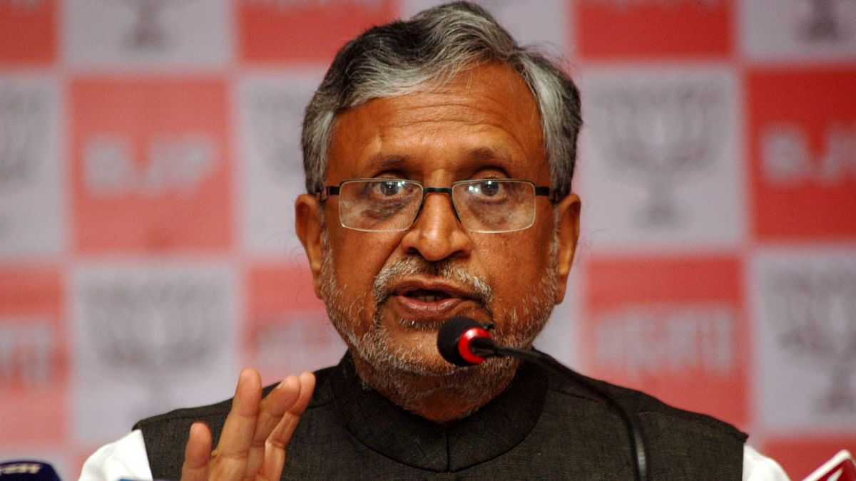 Sushil Modi: Cricket is not Indian game, kabaddi should be promoted