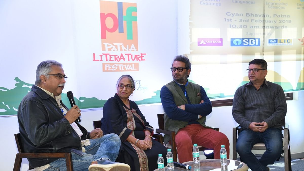 Shaharyar, Gandhi and Hindi in world literature- highlights of second day of Patna Literature Festival