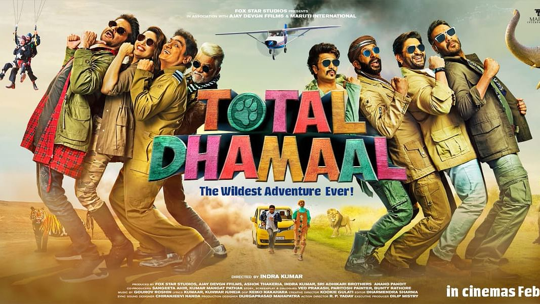 Total Dhamaal review: Total nonsense in name of comedy