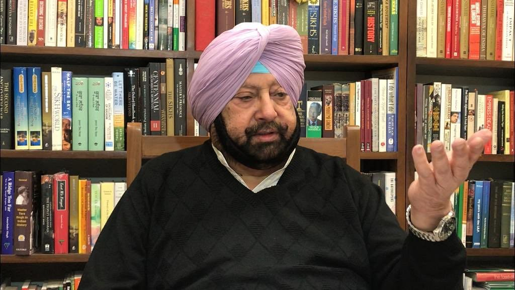 Go, pick JeM chief Masood Azhar in Bahawalpur: Amarinder tells Imran