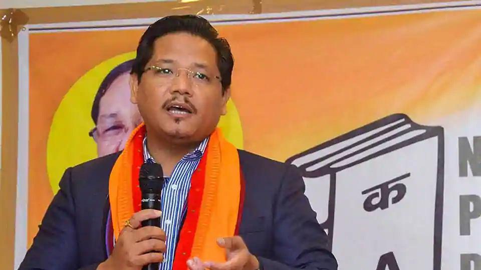 Meghalaya Chief Minister  threatens to quit NDA if Citizenship Bill gets Rajya Sabha nod