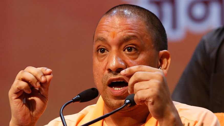 Yogi targets lower level employees while IAS officer spared after accounting for ₹49 lakh in cash