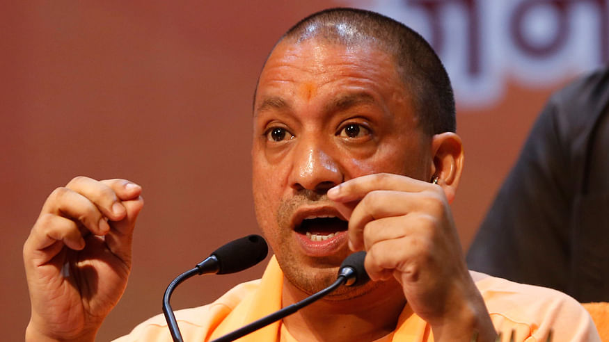 Yogi allots land for mosque outside Ayodhya city to please RSS and VHP