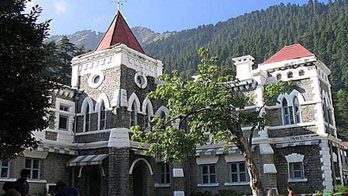 Uttarakhand HC issues contempt notice to CAT chairman  Justice Narasimha Reddy