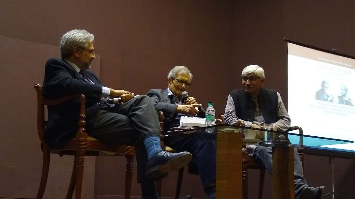 Rabindranath Tagore, Mahatma Gandhi would be anti-national today, says Amartya Sen
