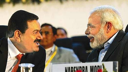 Modi government flouted rules, favoured Gautam Adani to lease out six airports to his firm