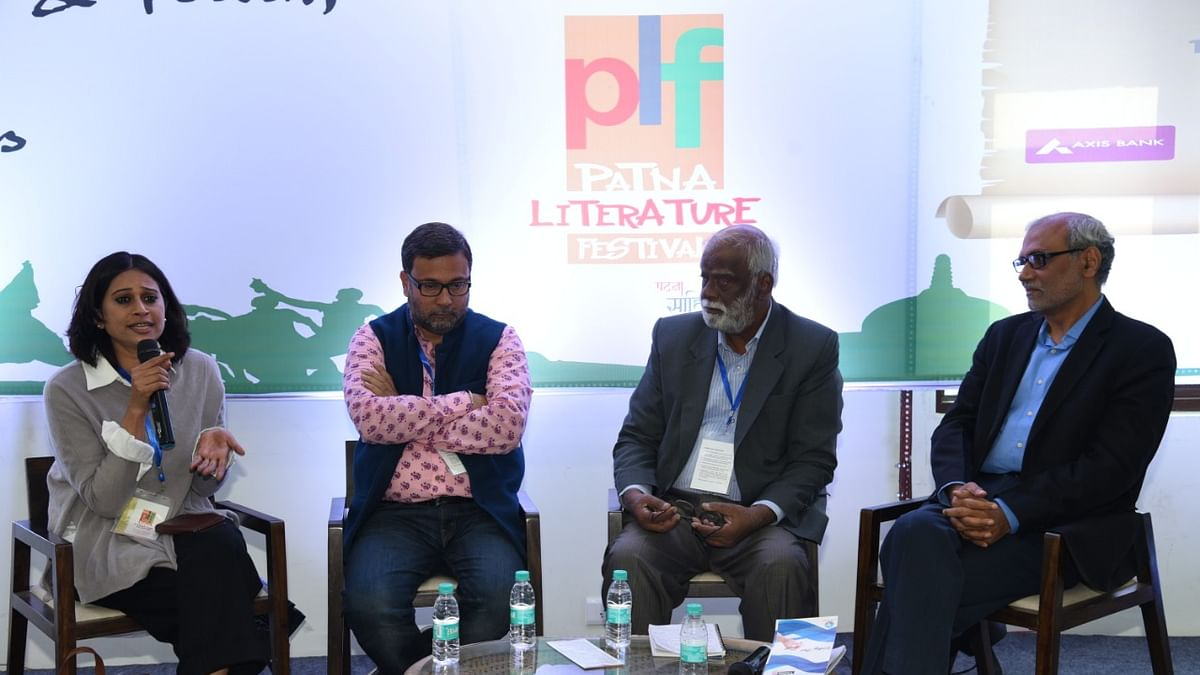 Patna Literature Festival concludes with discussions on cities, culture, environment and media