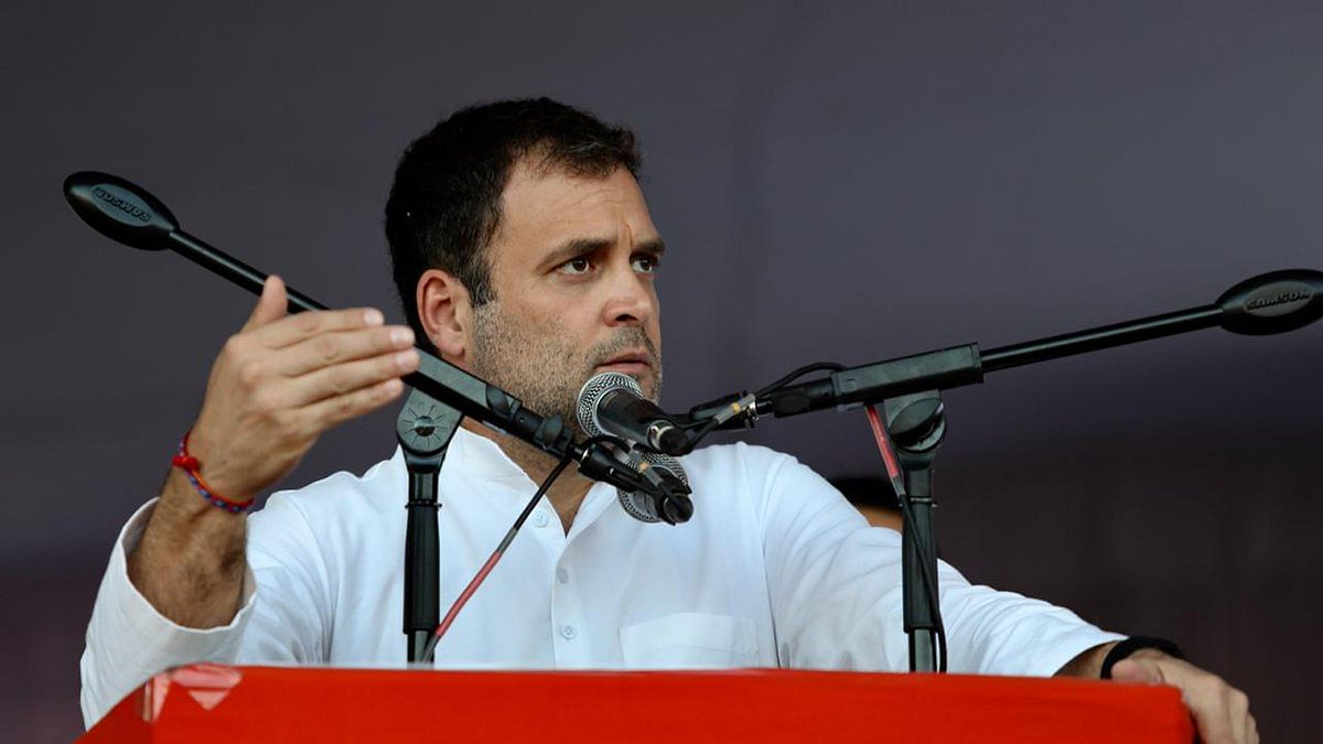 Rahul Gandhi: PM Modi can waive ₹3.5 lakh cr loans of bizmen, but not farm loans