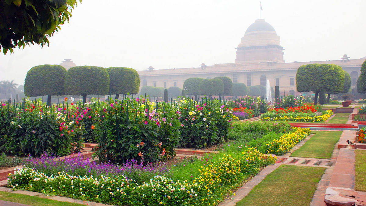Rename Mughal garden after first President of India, says Hindu Mahasabha
