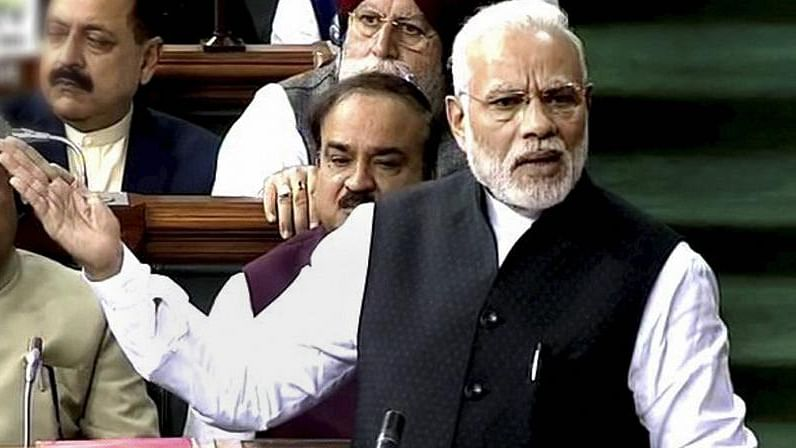 "PM Modi's claims in Lok Sabha on job creation ""not correct"": experts"