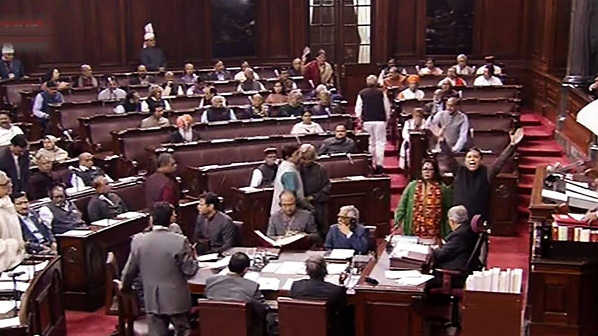 CBI-Mamata row echoes in Rajya Sabha, proceedings washed out again