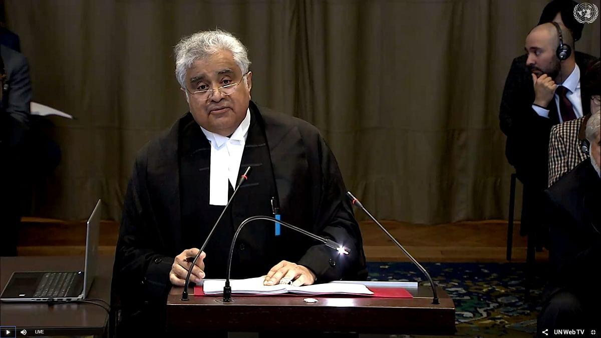 Jadhav case: India spent Re 1, Pakistan crores on lawyers