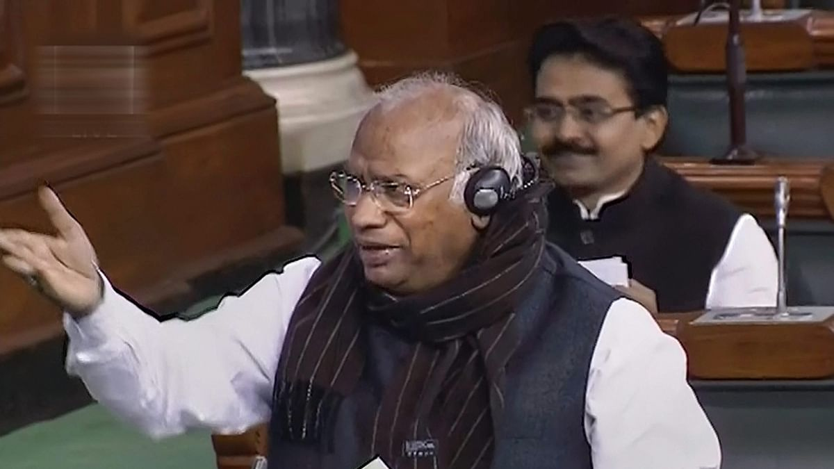 Kharge to PM Modi: You came to power by making false promises and you are still lying