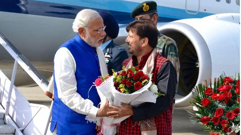 Red alert in J&K BJP: After Ladakh MP, Jammu strongman, Lal Singh, quits party