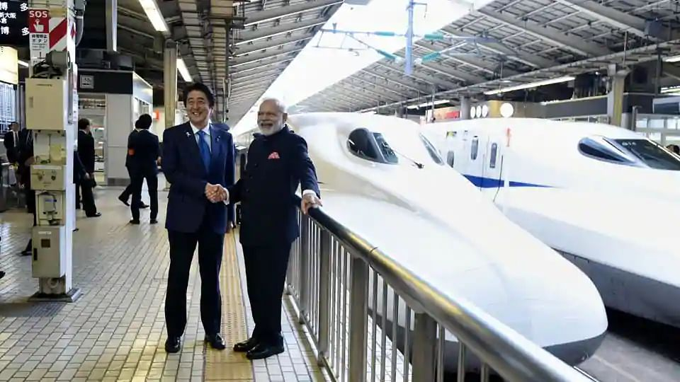 NFIR opposes PM Modi's bullet train project, dubs it as 'wasteful'