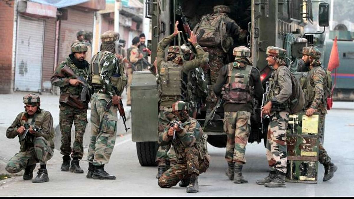 New bunkers, mock sorties, troop movement in J&K are pre-poll exercises, claim officials