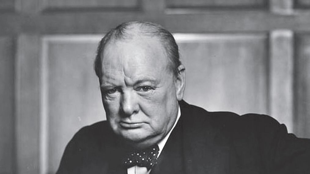London Diary: Of Churchill being racist, Brexit bullies and the filthy rich