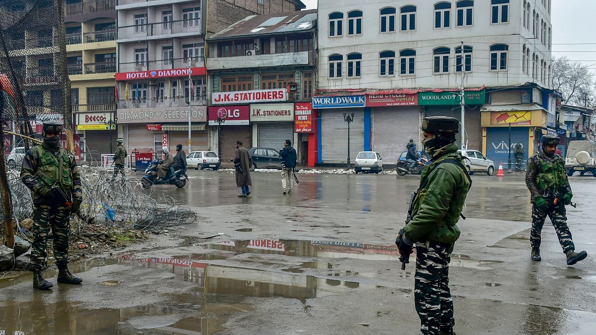 India tempts fate in Kashmir, reflect New York Times and international media