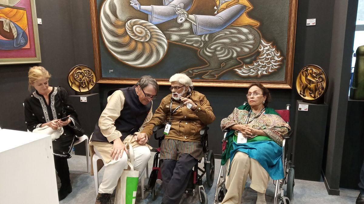 India Art Fair: Why do art fairs in India go wrong?
