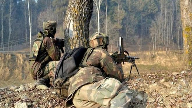 Two Jaish militants killed in encounter with security forces in Shopian district