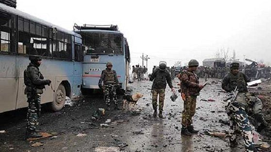 Intelligence warning of IED attack was sent to CRPF, other agencies  a week before terror attack