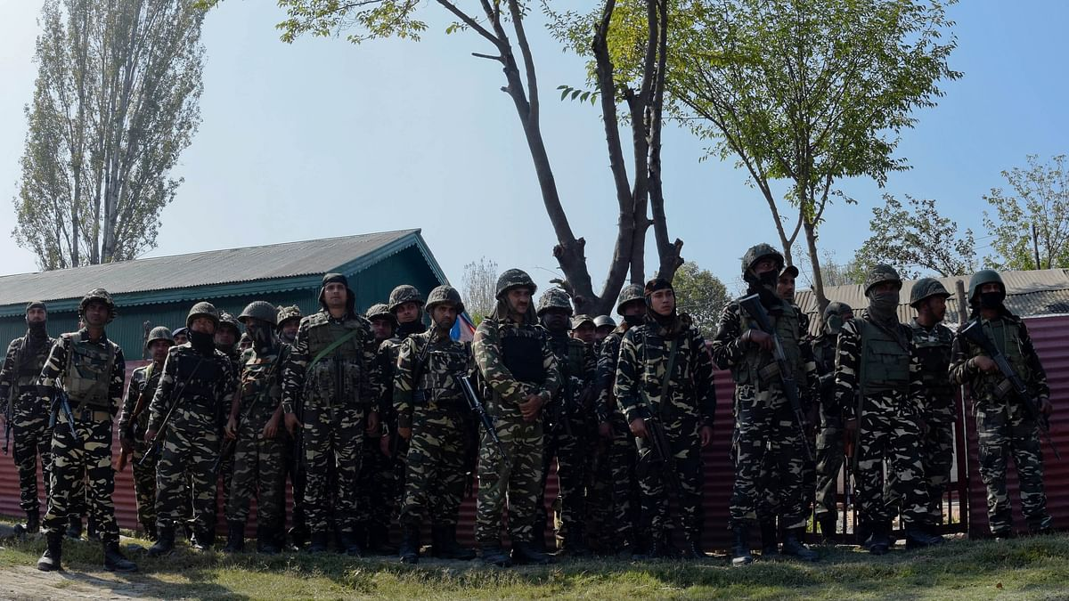 Security intensified in Jammu ahead of Independence Day, quick response teams deployed