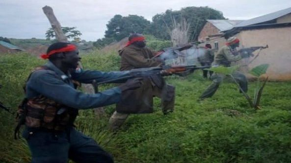 Gunmen kill 66 in Kaduna, Nigeria ahead of presidential election