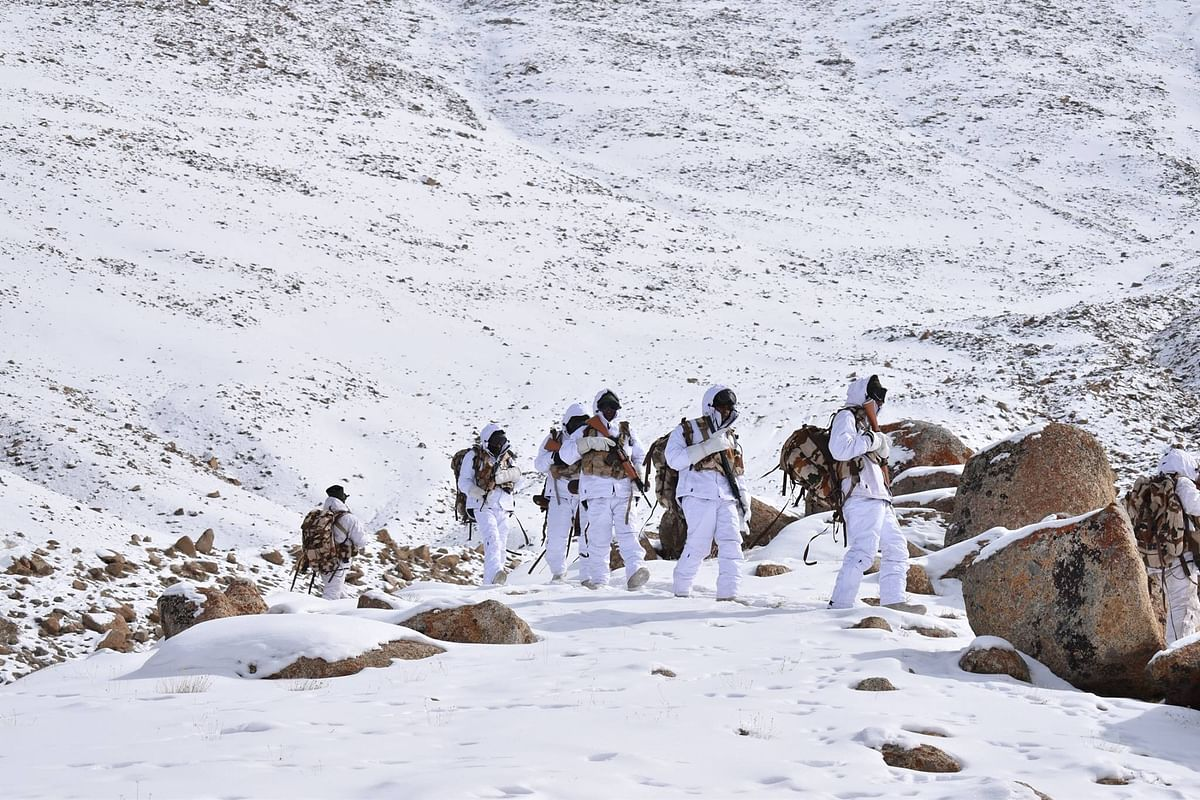 Indo-Tibetan Border Police is deployed on border guarding duties from Karakoram Pass in Ladakh to Jachep La in Arunachal Pradesh covering 3488 km of Indo-China Border.