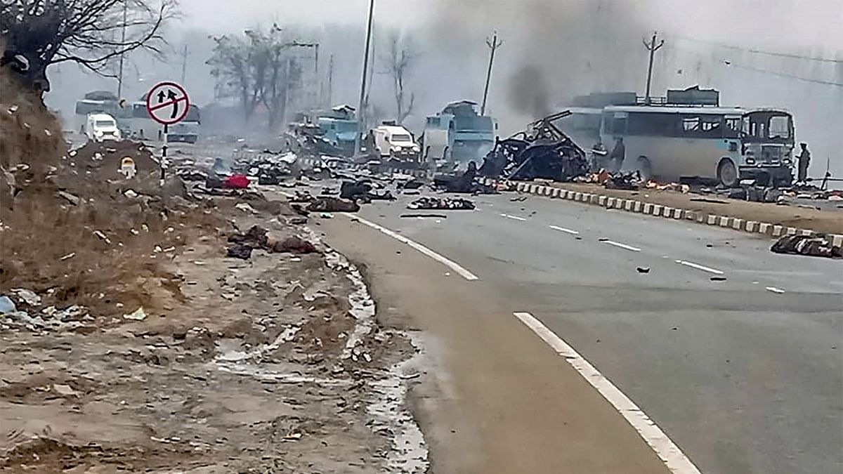 Pulwama: Instead of fiery speeches, our leaders should focus on  condition of soldiers,  dialogue