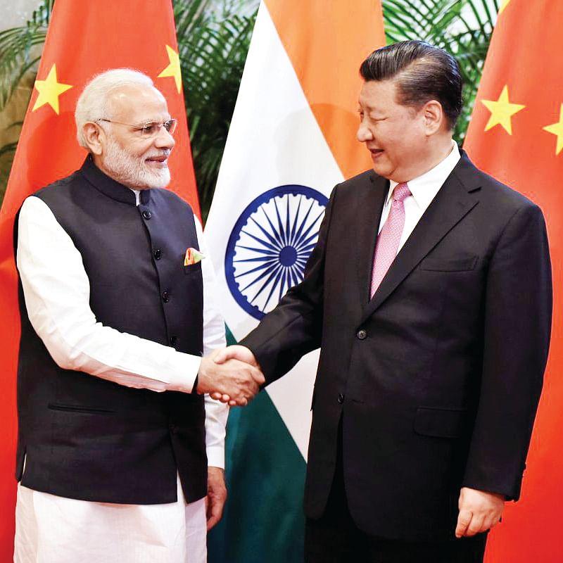 Why does China like Modi?