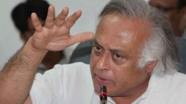 Congress leader and Rajya Sabha MP Jairam Ramesh (File photo)