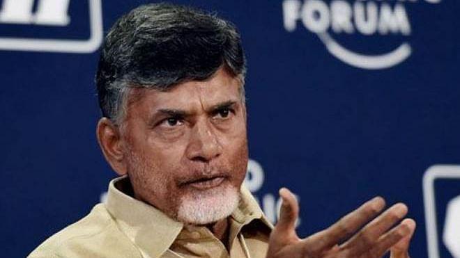 'PM Modi is rubbing salt on Andhra Pradesh's wounds': Chandrababu Naidu