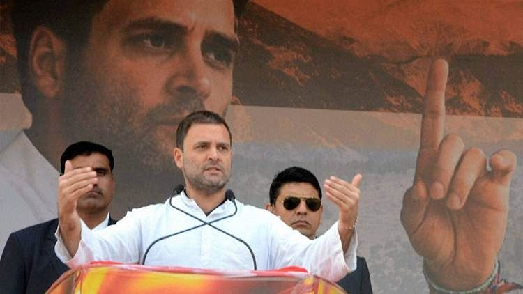 """Live news update: Rahul Gandhi says """"Public is the master, our work is to listen to you"""" at Kisan rally"""