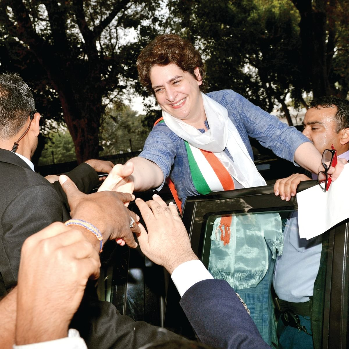 Priyanka's elevation raises Congress' spirits in Nehru's home town