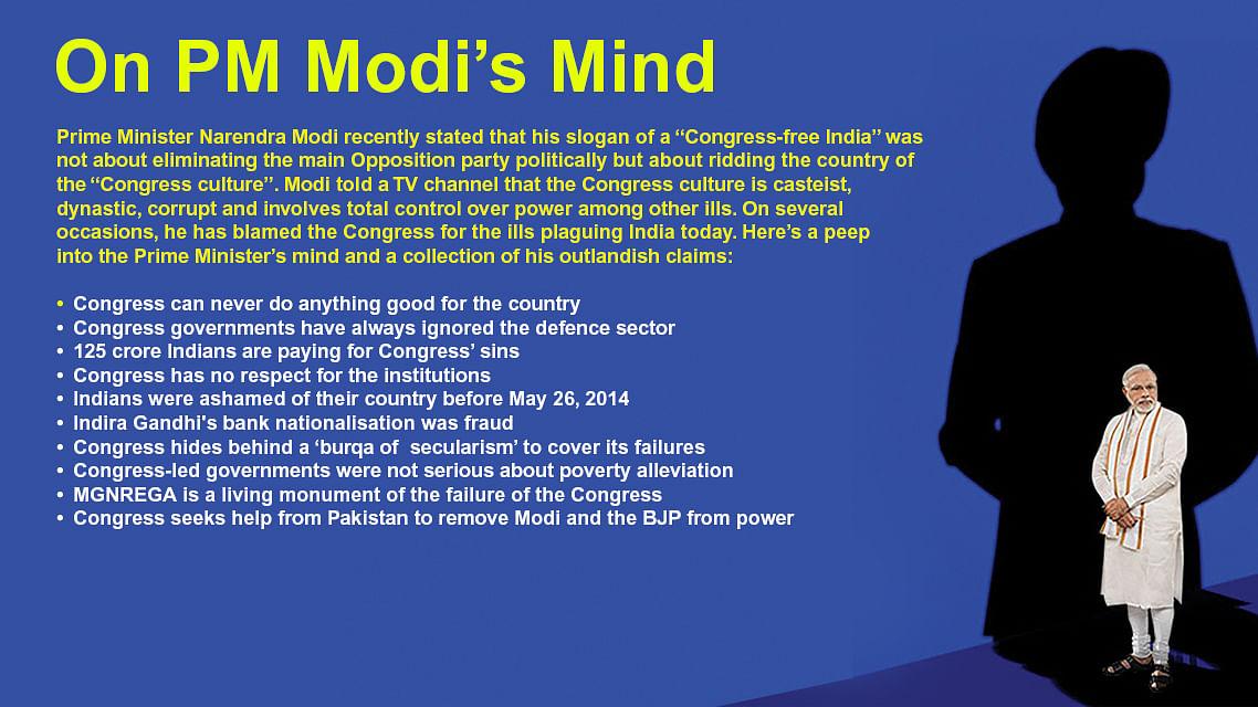PM's lies nailed: So, Modi Ji, nothing happened during Congress rule?